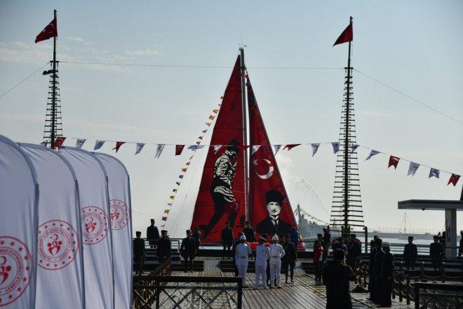 Samsun'da 19 Mayıs Kutlamaları