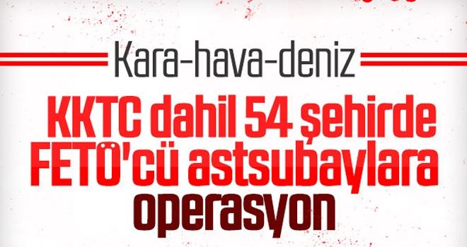 FETÖ soruşturması: 222 asker hakkında gözaltı kararı