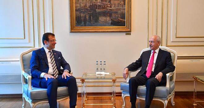 Kılıçdaroğlu: Ekrem Başkan, İstanbul'un rantına değil, sorunlarına talip oldu