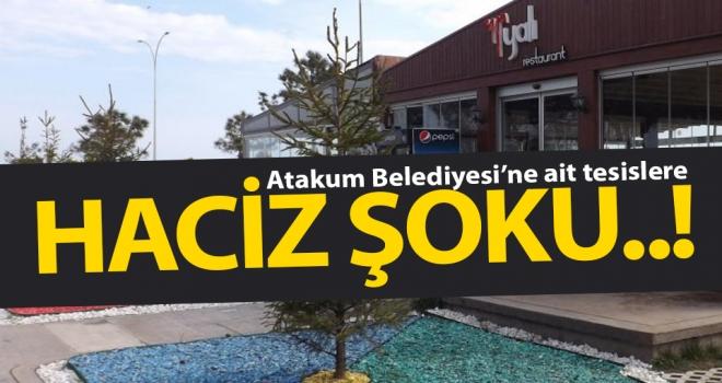 Atakum Belediyesi Tesislerine Haciz Şoku..!