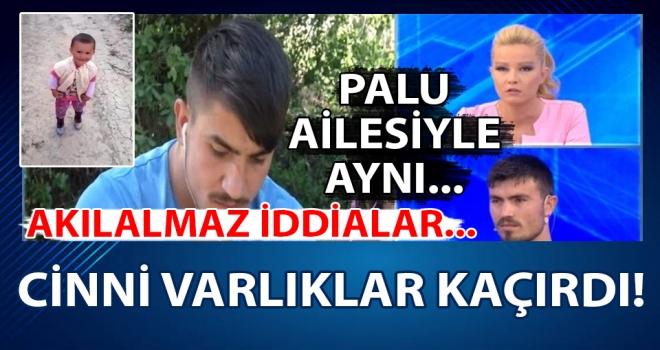 Ecrin Kunaz'ı cinni varlıklar kaçırdı iddiası!