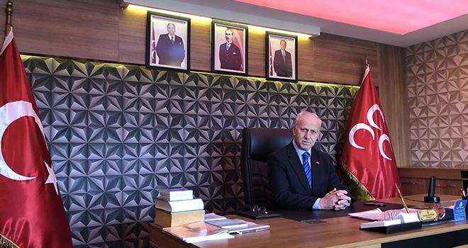 Karapıçak: Genel Başkanımız İstanbul İçin 5 Strateji Belirledi