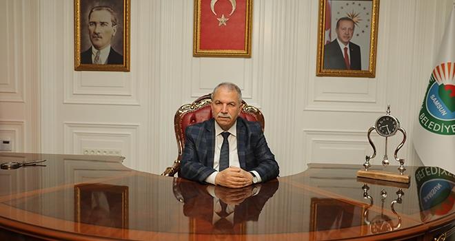 Başkan Demirtaş: 19 Mayıs Kurtuluşun İlk adımıdır
