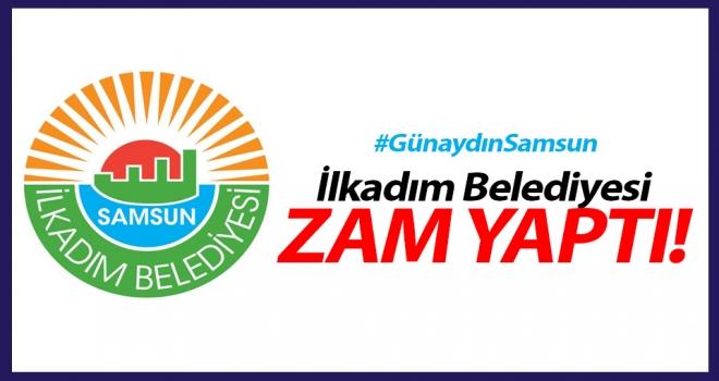 Samsun'da İlkadım Belediyesi Cenaze Hizmetlerine Zam Yaptı