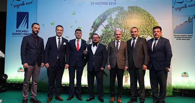 Limaş'a Çevre Ödülü