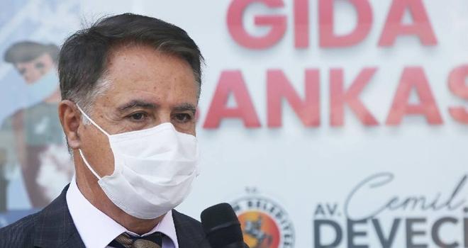 Atakum Belediye Başkanı Cemil Deveci: Atatürk'ün izindeyiz