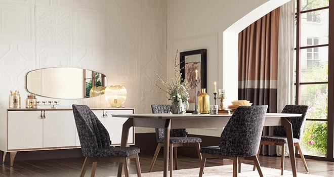 Enza Home'dan Modern ve Estetiğin Buluşması: Netha