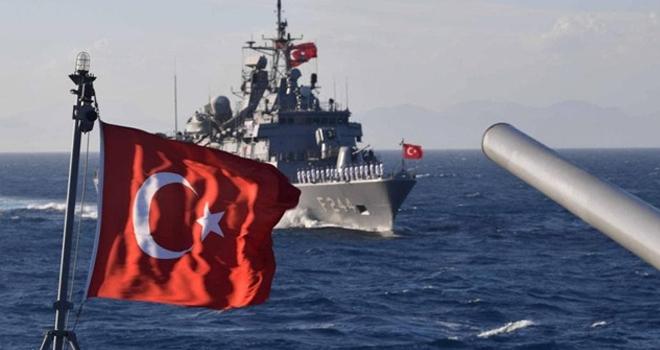 Türkiye Yeni Bir NAVTEX İlan Etti