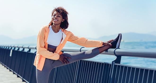 Egzersiz Yaparken Kıyafet Seçimi Çok Önemli