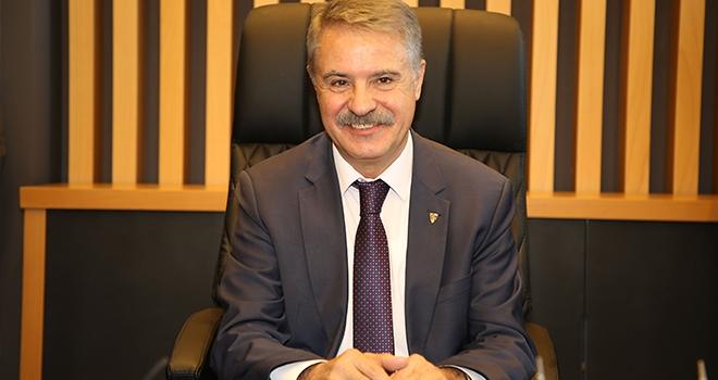 Başkan Av. Cemil Deveci