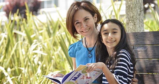 7 yaşındaki Selin Aytekin'in başarısı
