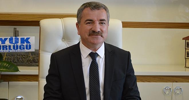 Başkan Özdemir'den 15 Temmuz Mesajı