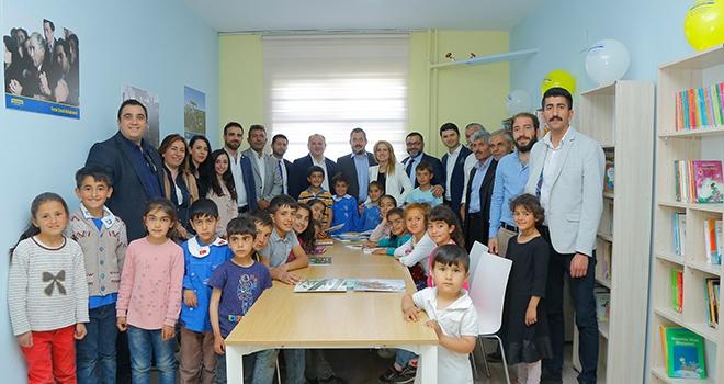 Karslı Çocuklar, Yeni Öğretim Yılı Arifesinde Kütüphanelerine Kavuştu