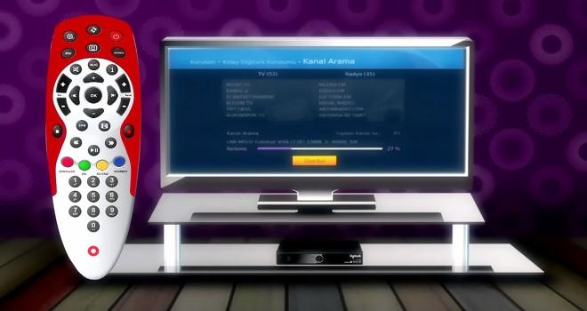 Samsun'da Digiturk İnternet ve Kurulum Merkezi
