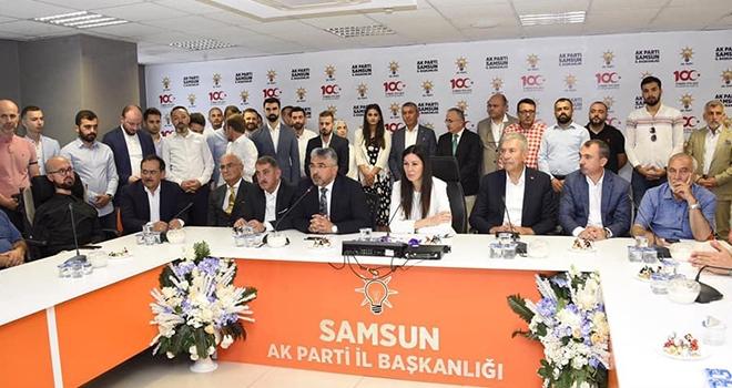 AK Parti'de Kurban Bayramı Coşkusu