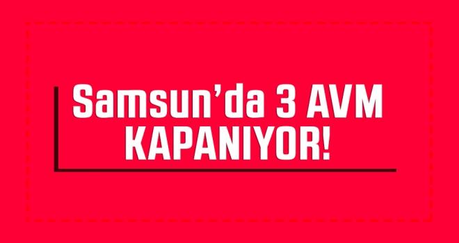 Samsun'da AVM'lerin Korono Virüs Kararı..!
