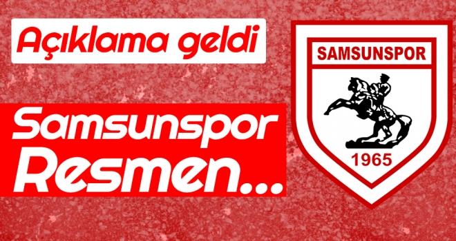 Samsunspor Basket Resmen 1.Lig'de