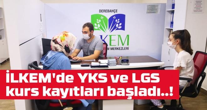 İLKEM'de YKS ve LGS kurs kayıtları başladı..!