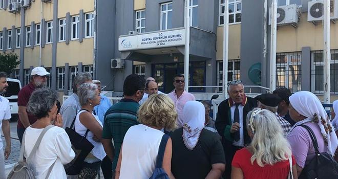 Danıştay'a 'RES't Çekince Bodrumlu Köylüler Yeniden Ayaklandı
