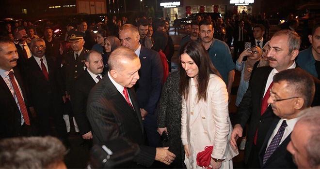 '100. Yılda Türkiye'nin Kalbi Samsun'da Attı'