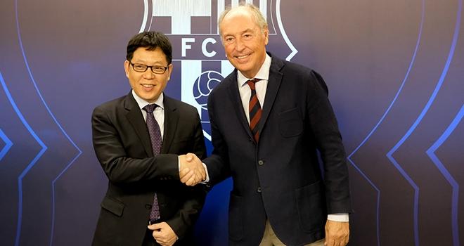 OPPO İle FC Barcelona'nın İş Ortaklığı Yenilendi