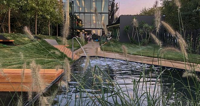 İyzico'nun Yaşam Alanı iyziPark'a En İyi Mimari Tasarım Ödülü