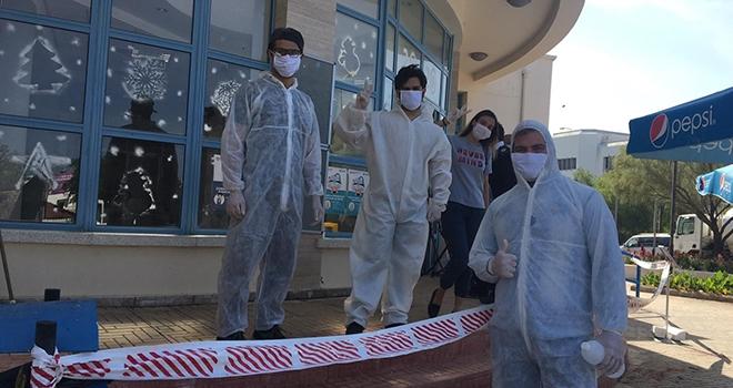 Doğu Akdeniz Üniversitesi Pandemi sürecinde öğrencilerine desteği sürdürdü