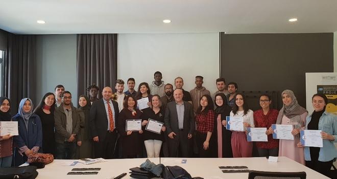 Uluslararası Öğrencilere Girişimcilik Sertifikası