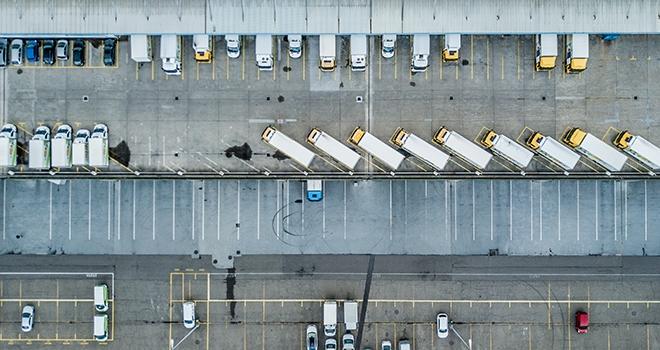 Dünya Ticaretine Açılan Kapı Lojistik Merkezleri
