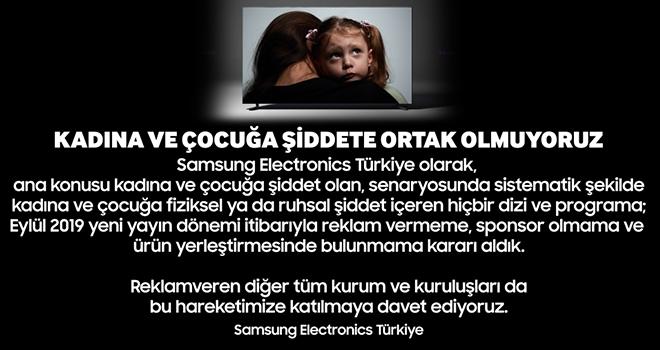 Samsung'dan Büyük Hareket!