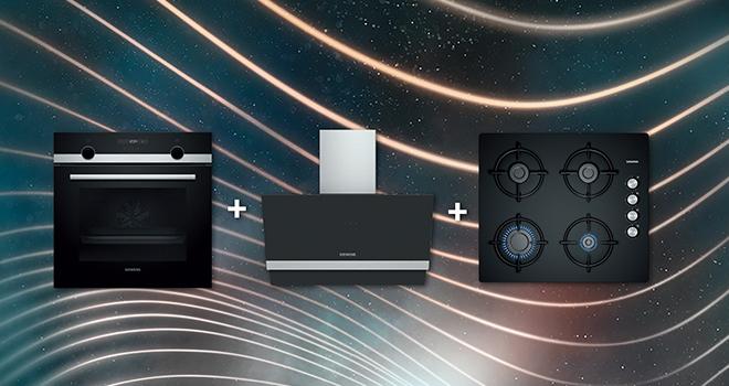 Siemens'ten Haziran'a özel avantajlı Ankastre Set Kampanyası