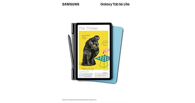 Samsung Galaxy Cihazlar İle Öğrenmenin Yaşı Yok!