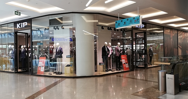 Kip'ten Bayrama İki Yeni Mağaza