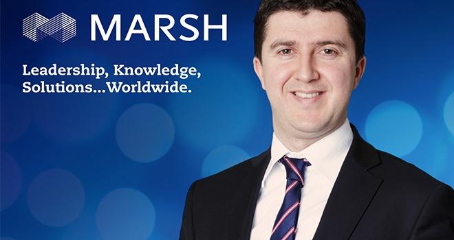 Marsh Türkiye'ye Yeni Transfer