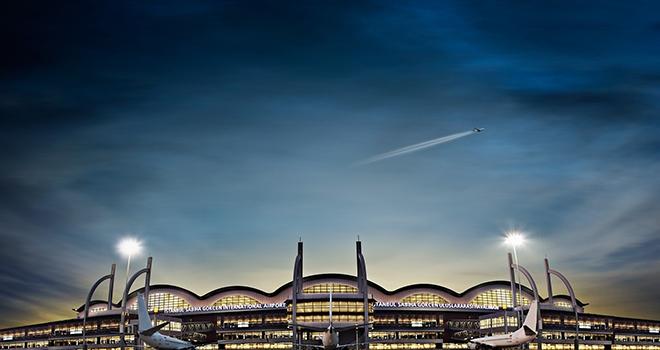 İstanbul Sabiha Gökçen Havalimanı'na Stevıe'den Toplam 5 Ödül