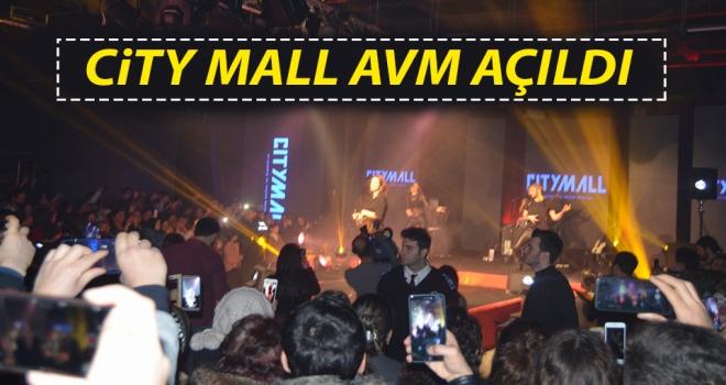 CITY MALL AVM'ye Görkemli Açılış