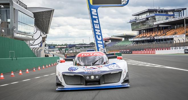 Michelin ve Symbio Yakıt Hücresi Teknolojisi İle Motor Sporlarına Katkı Sunuyor