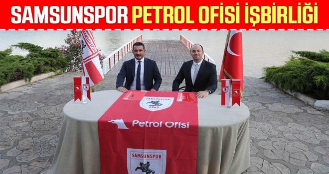 Samsunspor Petrol Ofisi İşbirliği