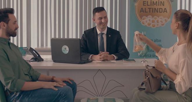 Kuveyt Türk'ün Yeni Reklam Filminde 'Altın Hayaller' Gerçeğe Dönüşüyor!