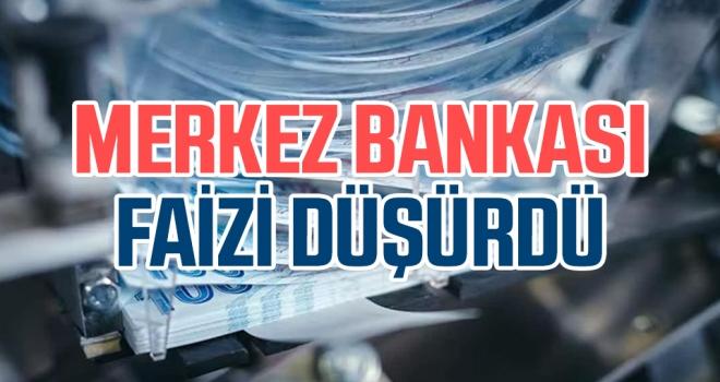 Merkez Bankası TL Zorunlu Larşılıklara Uygulanan Faizi Düşürdü
