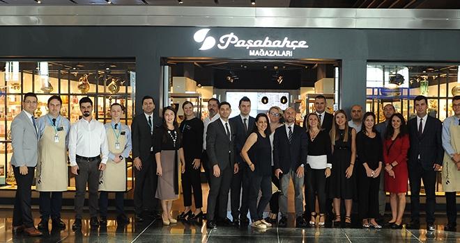 Paşabahçe Mağazaları Yeni Mağazasıyla Dünyanın En Büyük Havalimanında
