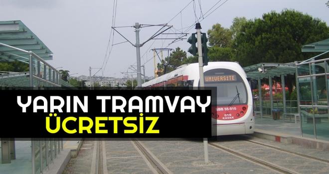 Başkan Demir'den Tramvay Müjdesi