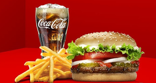Vodafone'lular Burger'e Doyacak!