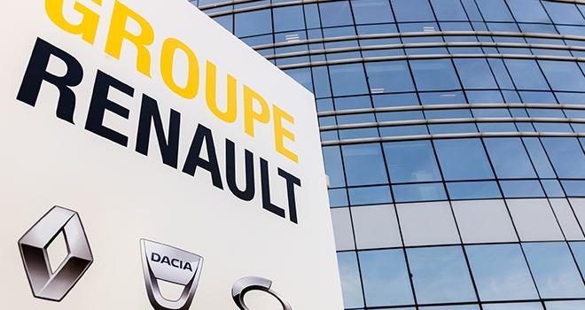 Renault Grubu Küresel Ticari Sonuçları
