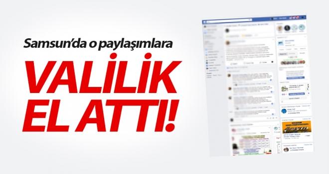 Samsun'da sosyal medyadan yabancı düşmanlığı tespit edildi