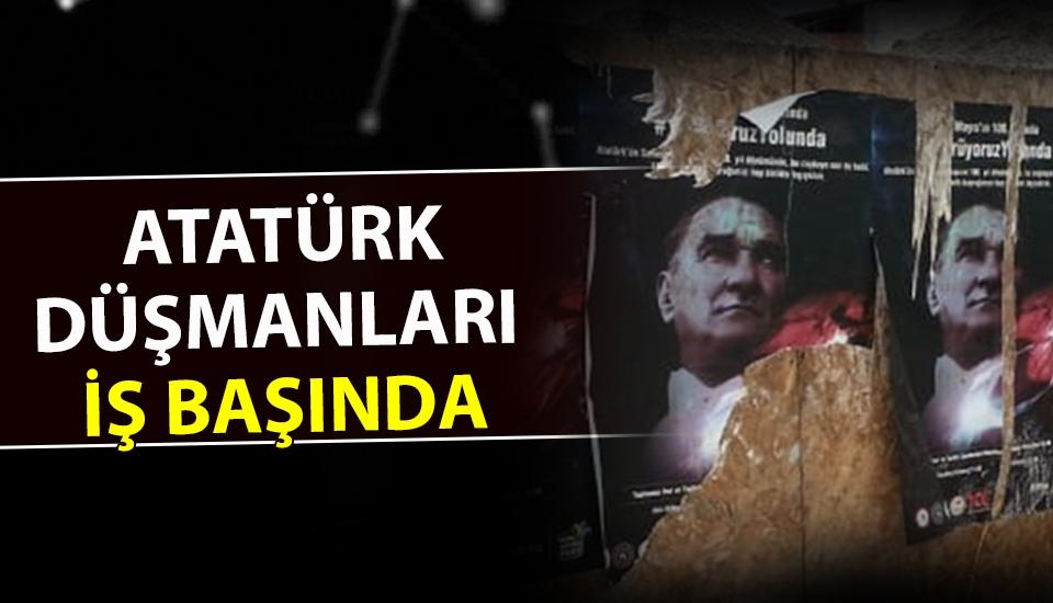 Atatürk Düşmanları İşbaşında