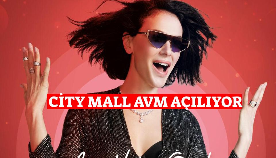 CityMall AVM'den Ses Getirecek Açılış