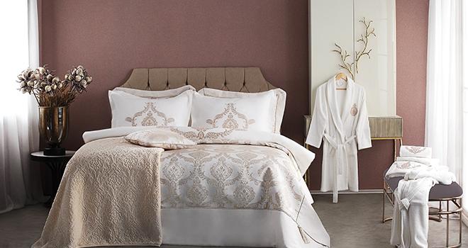 Yataş Çeyiz Setleri Yatak Odalarına Zarafet Katacak