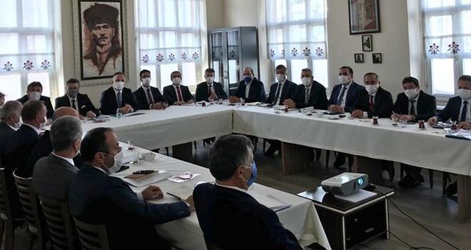 Samsun'da Eğitim Zirvesi
