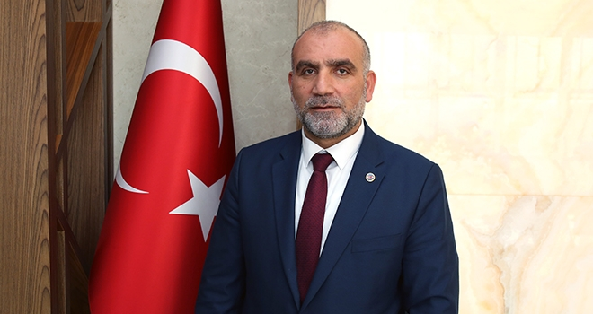 Canik Belediye Başkanı İbrahim Sandıkçı'dan Bayram Mesajı
